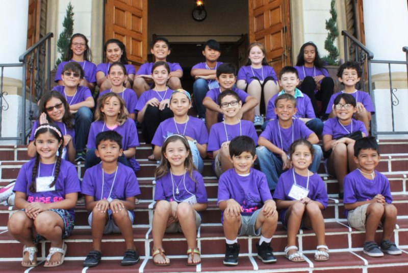 REGISTRATION FOR KIDS CHOIR CAMP NOW OPEN!