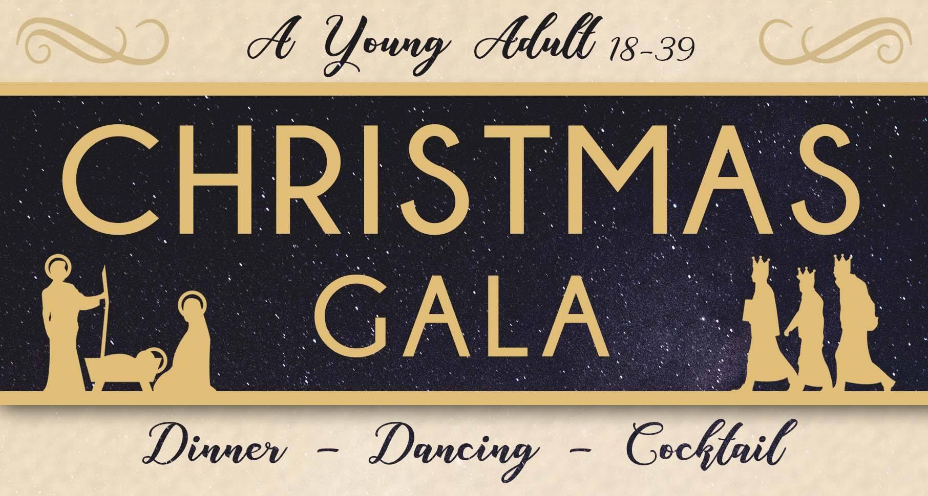 Young Adult Christmas Gala