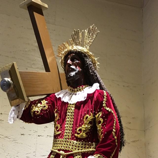 Jesus, The Black Nazarene