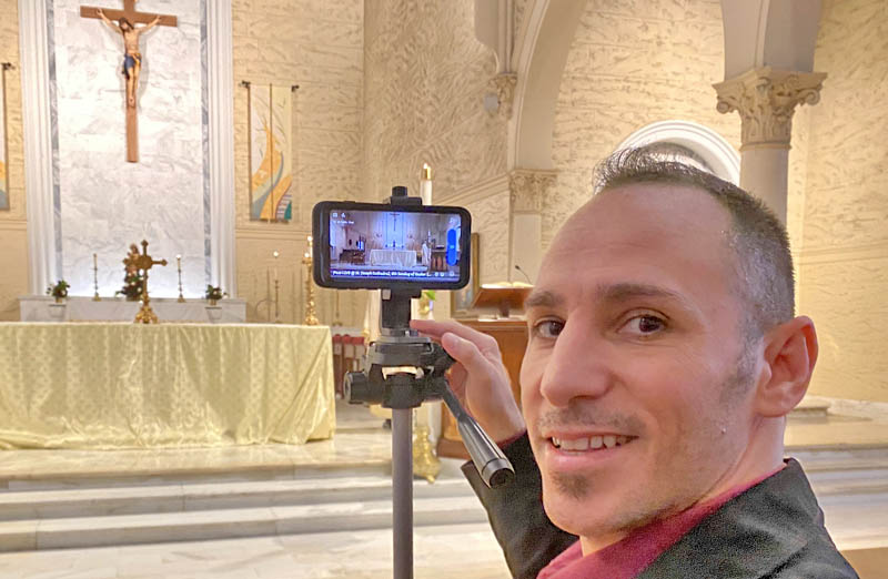 Mass Online from St. Joseph Cathedral