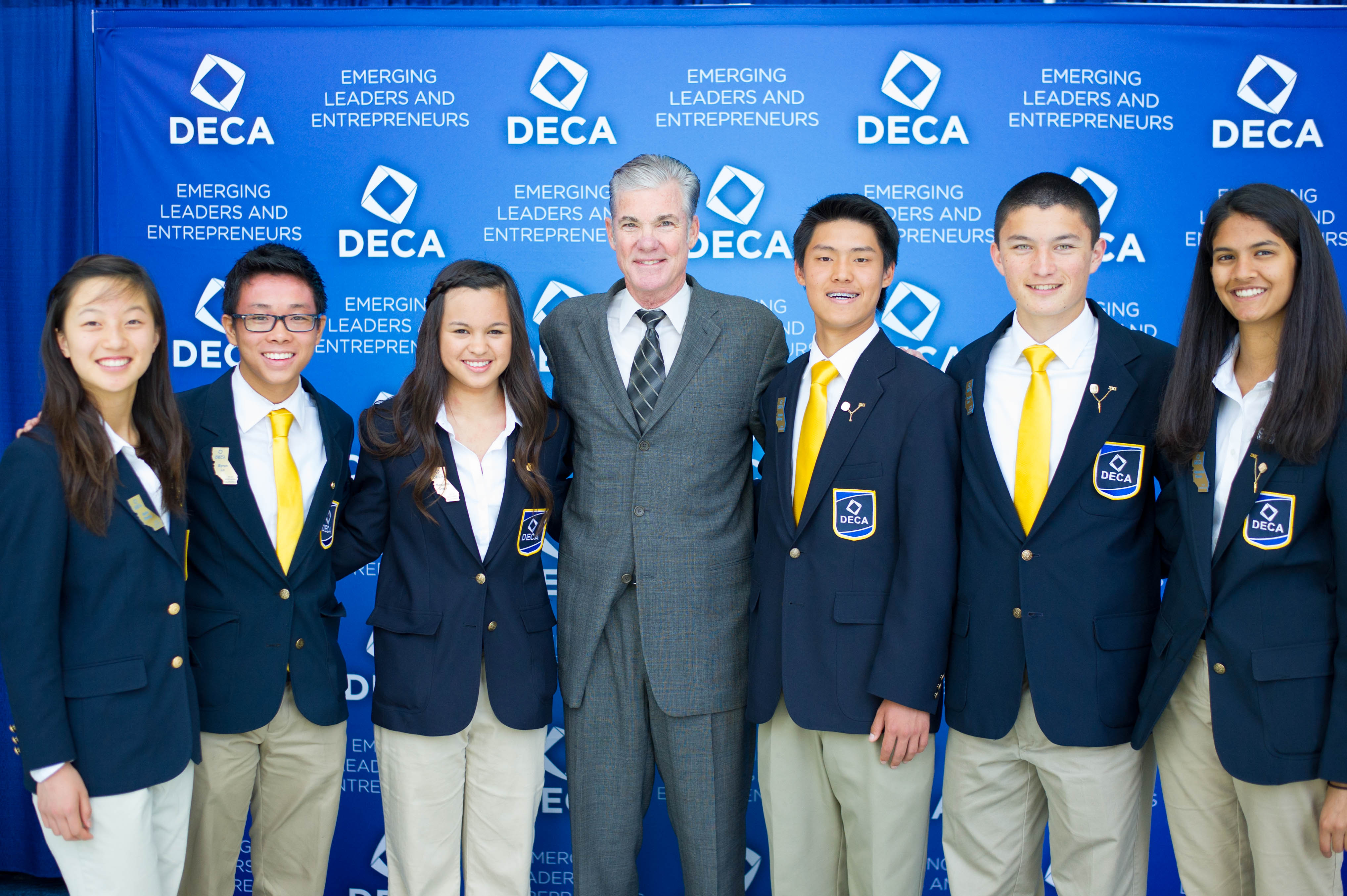 Community Partner Of The Month Deca