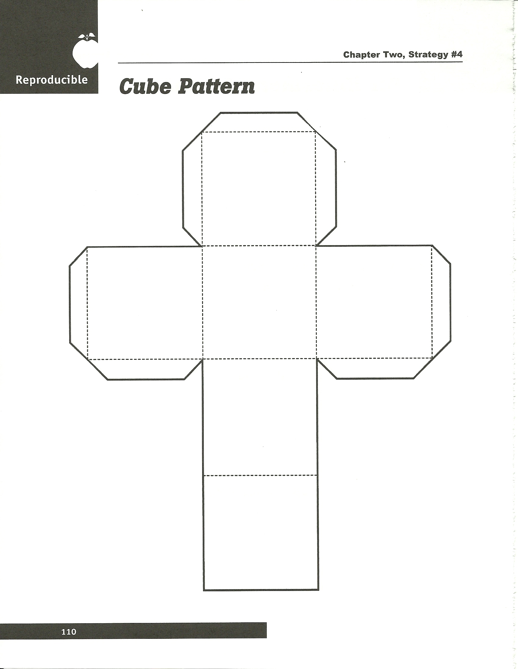 Printable Cube Pictures To Pin