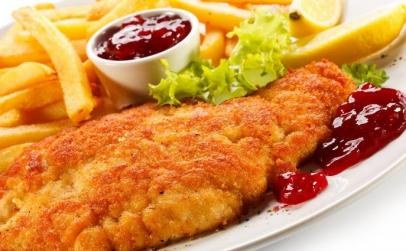Platou Chicken Crispy  - 2 persoane