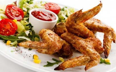 Platoul Chicken Crispy - 6 - 8 persoane