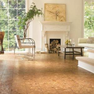 Коркова підлога