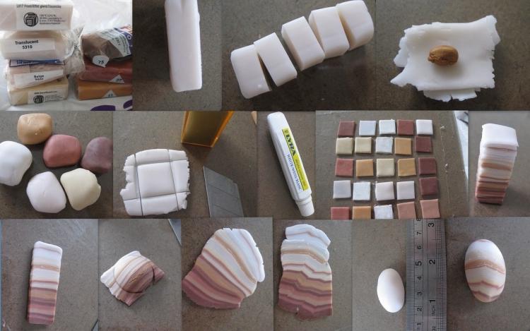 Come rendere l'argilla polimerica a casa