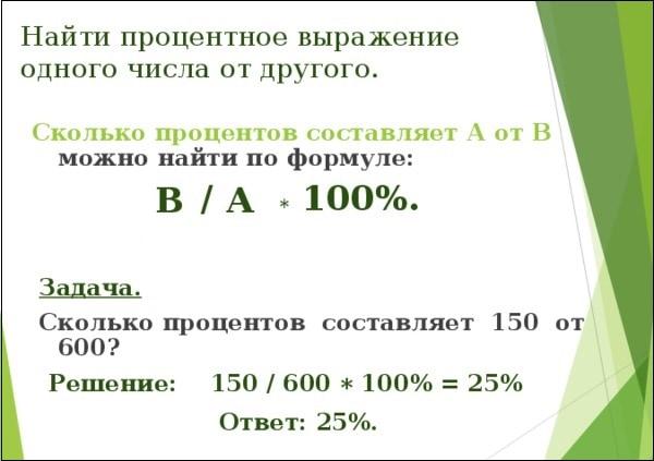 Sayıların oranı