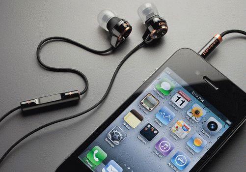 MP3 ойнатқышы телефоннан