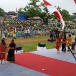 喜びのインドネシア