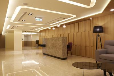 永和 醫療診所 - 室內設計裝修工作室