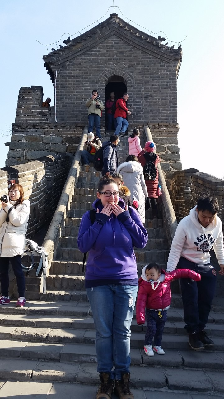 , Crippling Fear on a Crumbling Wall  – A Great Wall Story by Ashley Dubois, SDE Seadragon Education