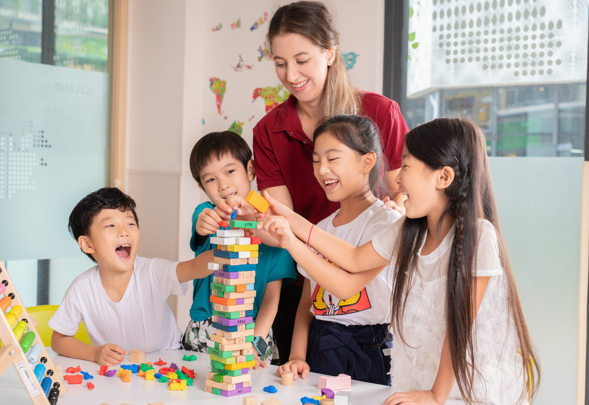 Top 5 ESL Games, Top 5 ESL Games – Teach in China, SDE Seadragon Education