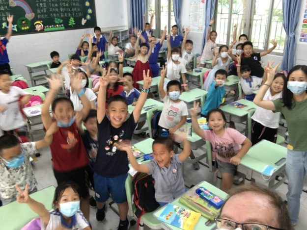 , Teach in China – All Eyes Are Watching, SDE Seadragon Education
