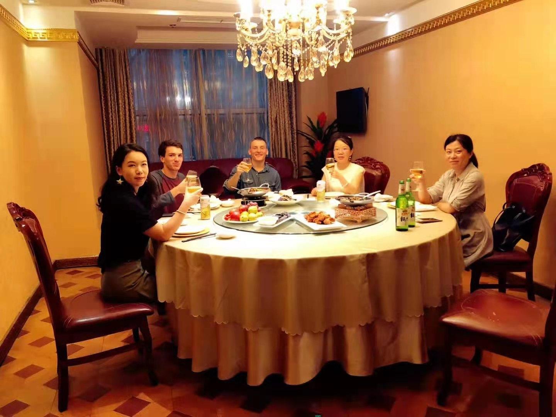 ESL Teaching in China, ESL Teaching In China by Michael Dines, SDE Seadragon Education