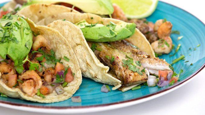 南加州和美墨边境地区最流行的是这种炸鱼fish taco。(图/Getty Images)