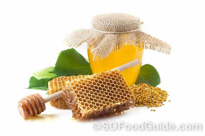 可替代砂糖的天然糖-原蜂蜜。(fotolia)