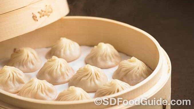 鼎泰丰(Din Tai Fung)的小笼包红遍全球。(网络图片)