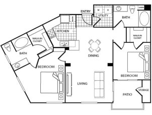 CA_SanDiego_RegentsCourtApartments_p0223268_2x2B1AnoNuevo_2_FloorPlan