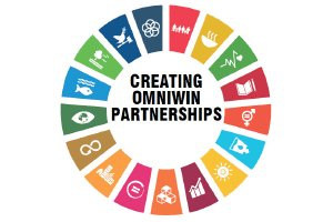 """5TH ELEMENT GROUP FEATURED AS """"MAESTRO OF THE OMNIWIN"""" IN REAL LEADERS FEATURE ON LEADING SDG ACTIVATORS WORLDWIDE."""