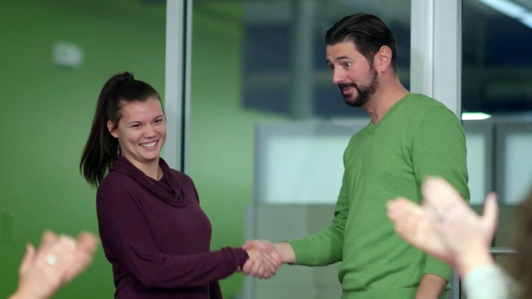 SDI handshaking