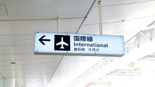 国際線 -定期便