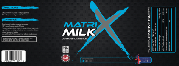 Matrix Milk Prescription