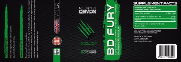 BD Fury - Boladrol Prescription