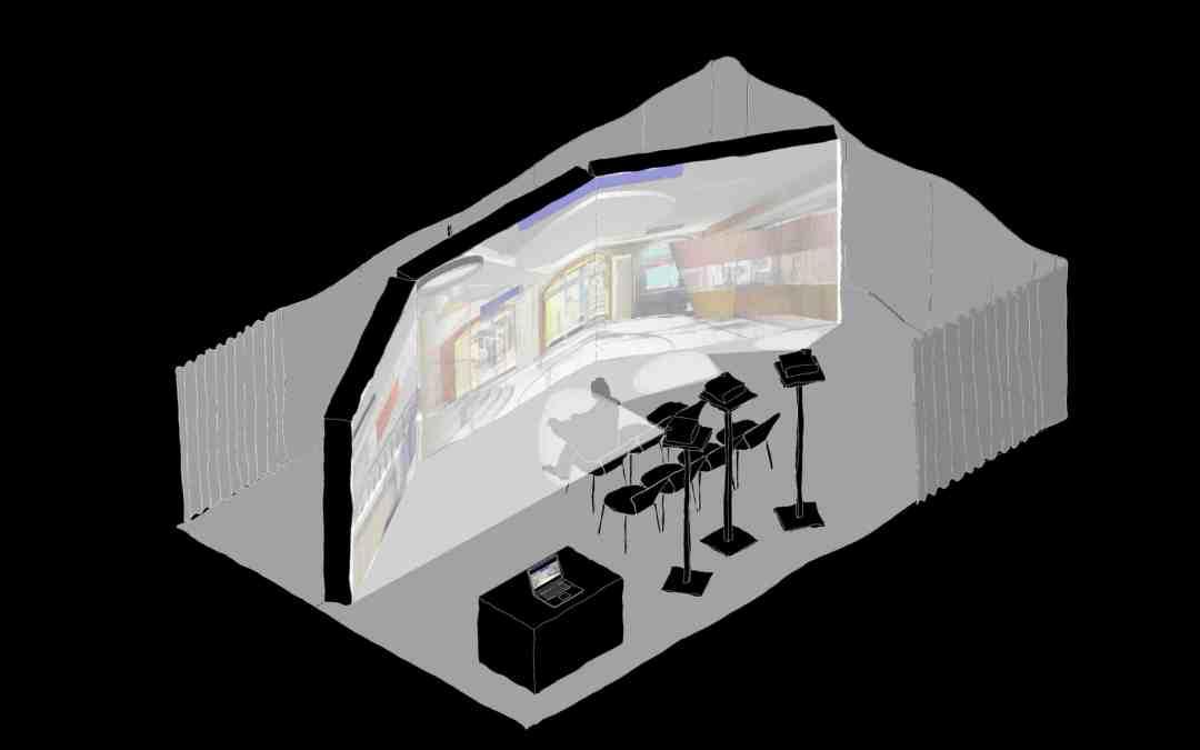 Immersion maquette 2.0 – 20 ans d'architecture numérique