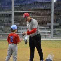 Rangers Little League 109