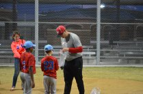 Rangers Little League 123