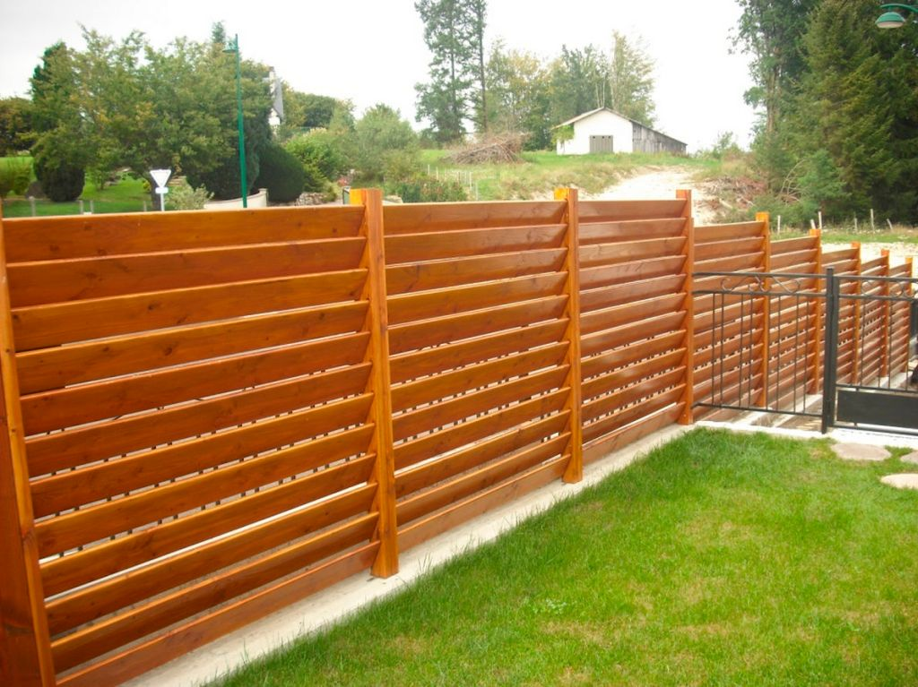 Wooden Garden Fencing & Decking