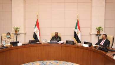 إضافة ثلاثة مقاعد إلى مجلس السيادة