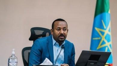 رئيس الوزراء الأثيوبي : أبي أحمد علي