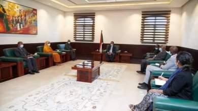 حمدوك يؤكد استعداد السودان للتعاون الكامل مع بعثة اليونتامس