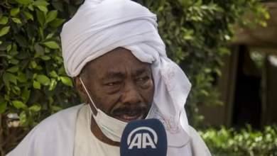 برمة خلفا للمهدي لرئاسة الامة، ومولانا ابو لامامة الانصار