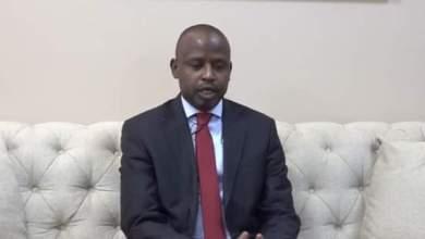د. الهاديادريس رئيس الجبهة الثورية ورئيس حركة جيش تحرير السودان