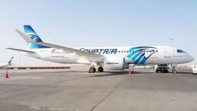 مصر للطيران تعلن عن تخفيض 50% في قيمة تذاكراها