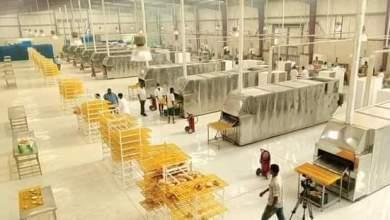 عاجل : إفتتاح مخبز وادي النيل بإنتاجية مليون ونصف رغيفة يومياً