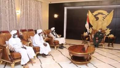 البرهان يشيد بدور الإدارات الأهلية ودعمها للسلام بجنوب كردفان