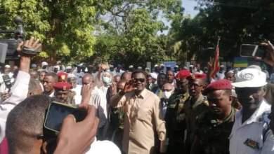 مناوي يدعو للمحافظة على الفترة الإنتقالية من أجل العبور للديمقراطية