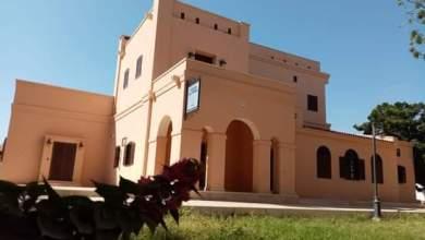 إكتمال صيانة قصر السلطان علي دينار
