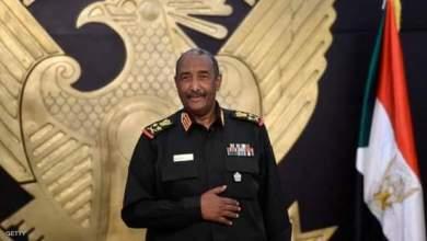 رئيس مجلس السيادة الانتقالي الفريق اول ركن عبدالفتاح البرهان عبد الرحمن