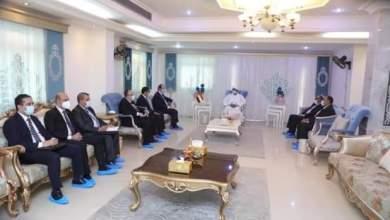 دقلو يلتقي برئيس المخابرات المصرية عباس كامل