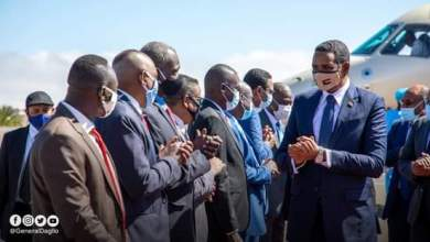 دقلو ينهي زيارة قصيرة إلى أريتريا أجرى خلالها مباحثات مع أفورقي