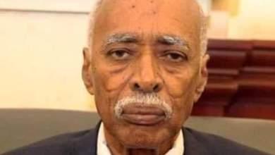 بروفيسور محمد الأمين التوم وزير التربية والتعليم.