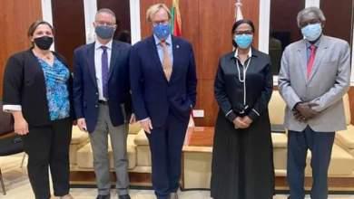 السودان والولايات المتحدة الأمريكية يتفقان على تطوير التكنولوجيا الزراعية