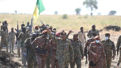 البرهان : القوات المسلحة قادرة على حفظ الأمن وحماية الارض والشعب
