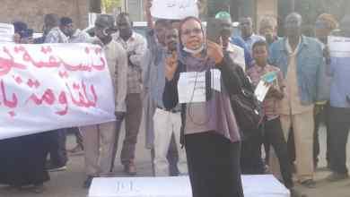 اضراب عاملي هيئة مياه ولاية الخرطوم