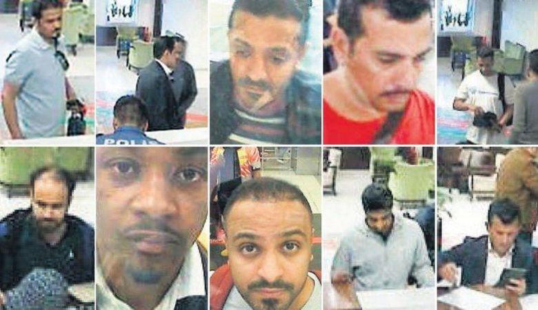 رصدت السلطات التركية وصول 15 شخصا إلى مطار أسطنبول والتوجه إلى القنصلية السعودية