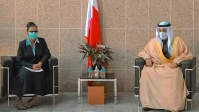 وزيرا المالية السوداني والبحريني يبحثان سبل تطوير العلاقات الاقتصادية بين البلدين